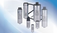 Cylindrical Power Factor Correction Capacitors